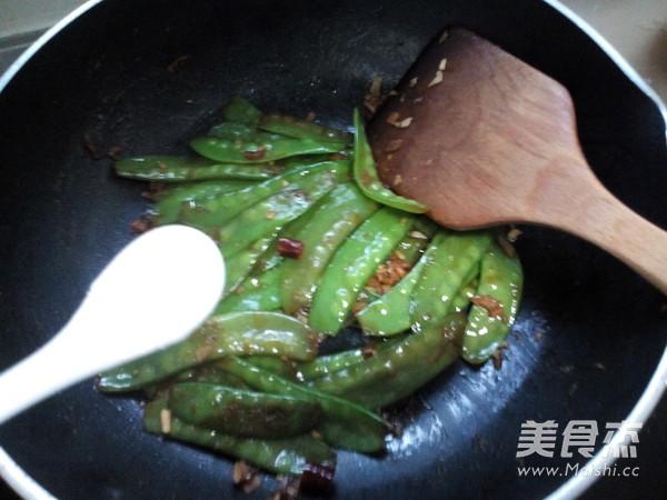 蒜香荷兰豆怎么做