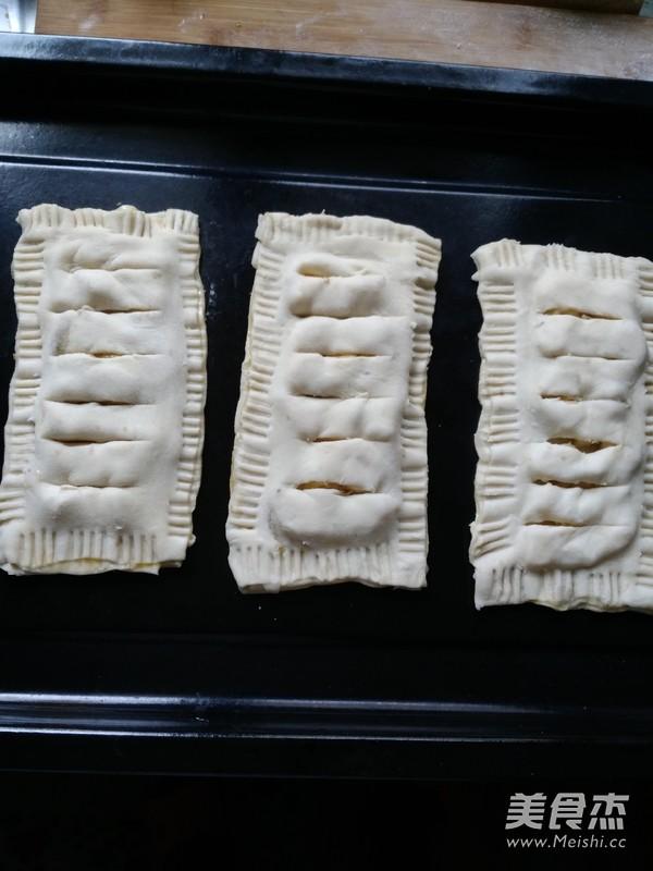 飞饼香蕉派怎样做