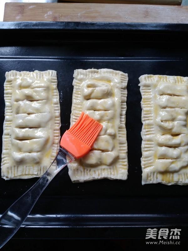 飞饼香蕉派怎样炒