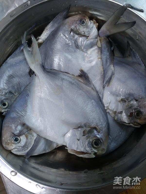 干煎小鲳鱼的做法大全