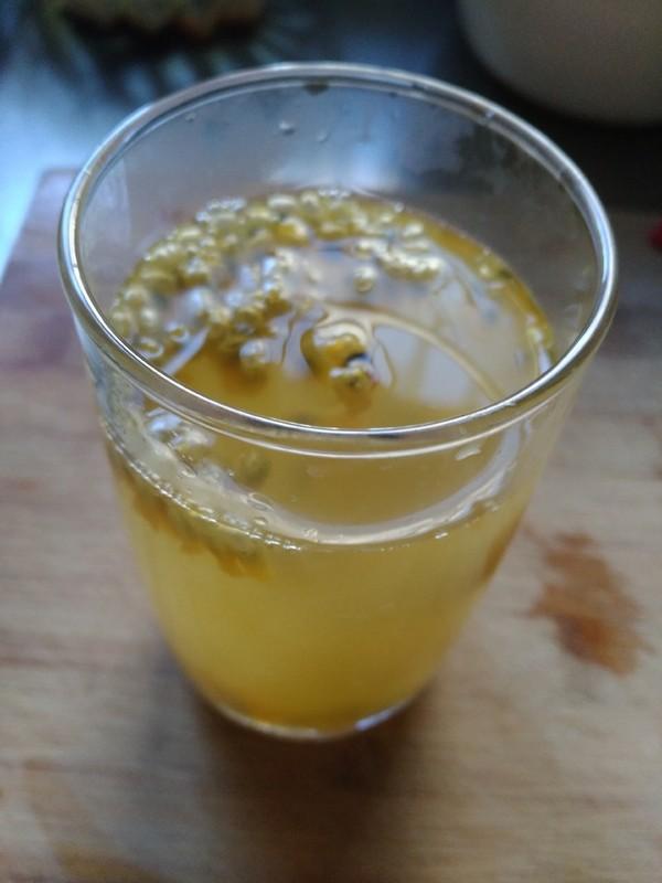 百香果汁的简单做法