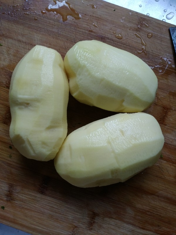 猪肉葱香土豆盒子的简单做法