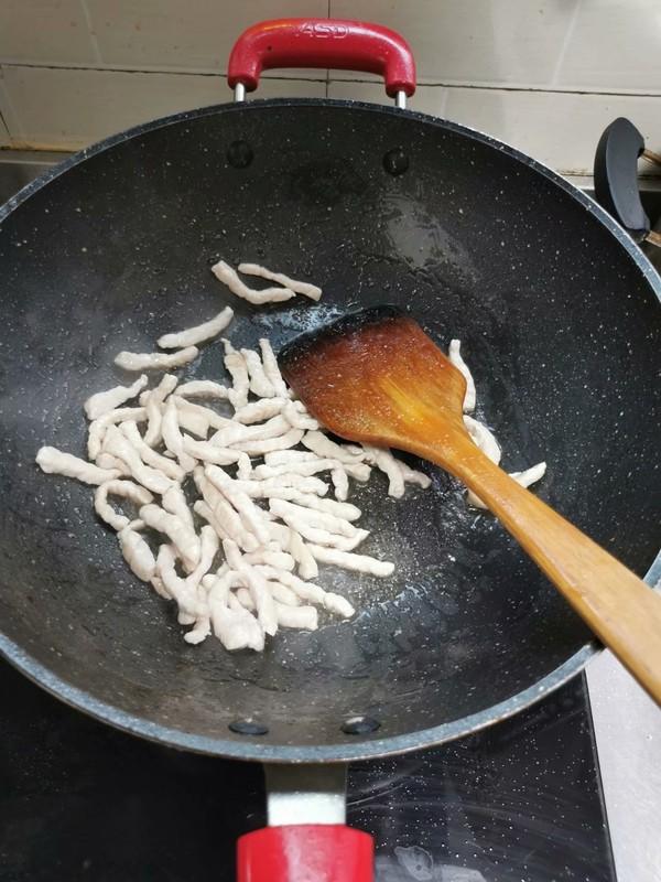 鱼香肉丝的做法图解