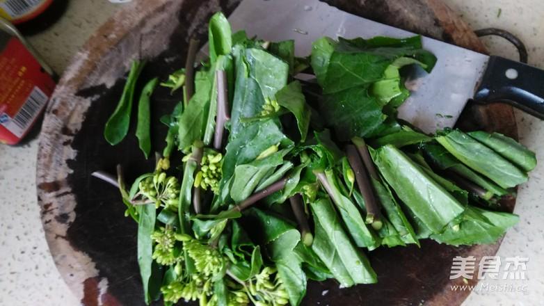 酸辣红菜苔的做法大全