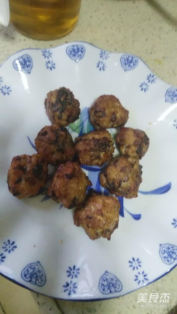 香菇肉丸青菜汤怎么煮
