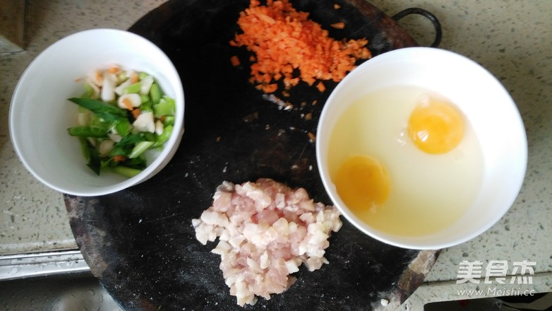 肉末蒸蛋的做法大全