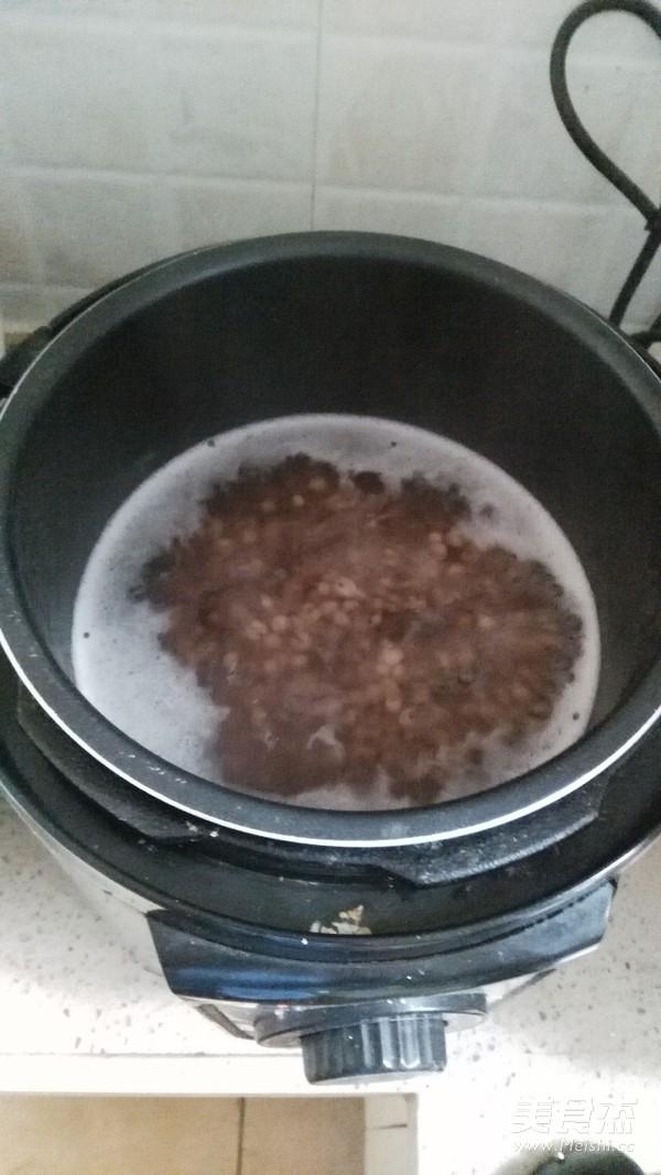 红豆薏米汤怎么吃