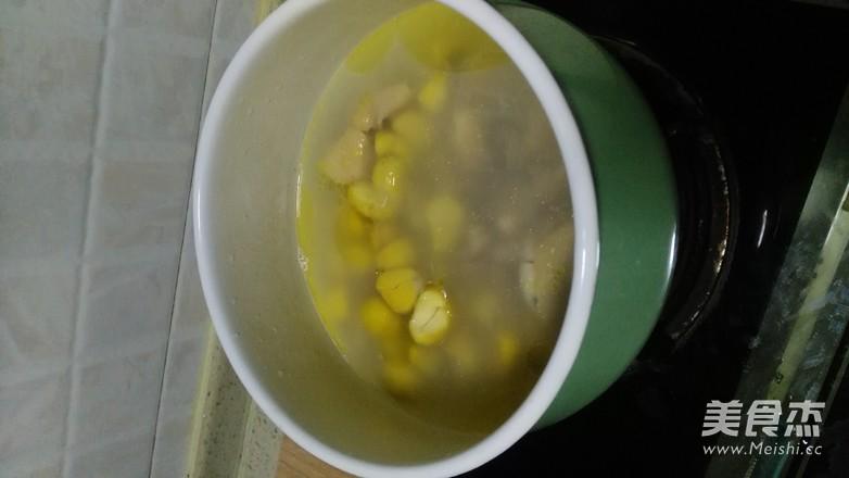 板栗鸡汤怎么做