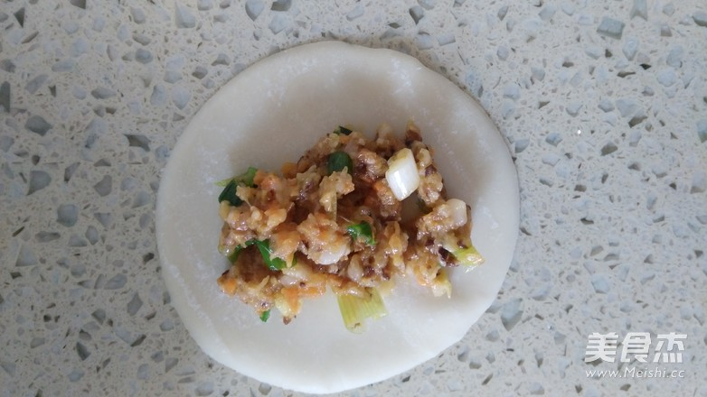 煮胡萝卜香菇水饺怎么煮