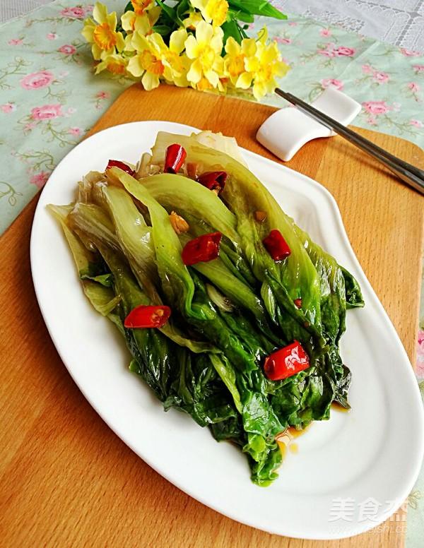 蒜蓉生菜怎么煮
