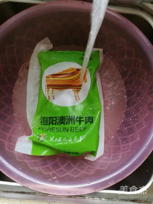 土豆胡萝卜烧牛腩的做法大全
