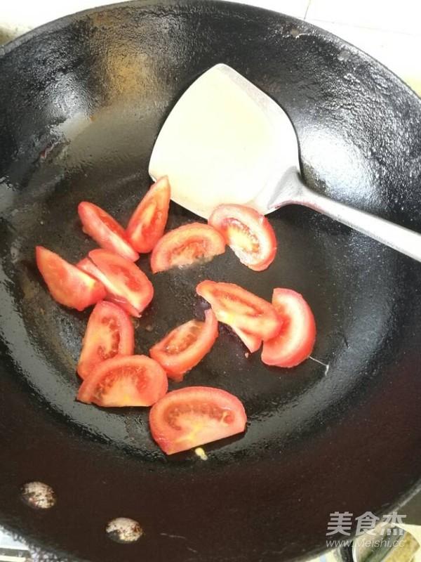 西红柿鸡蛋面条怎么煮