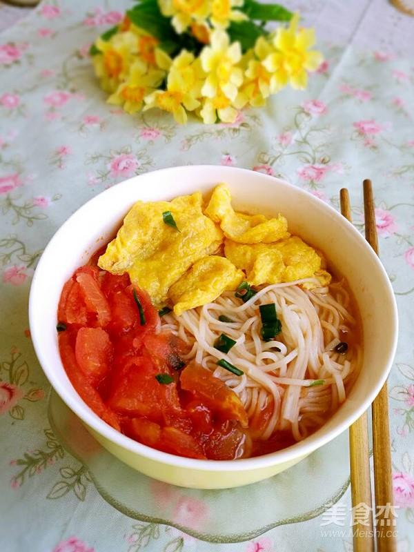 西红柿鸡蛋面条怎样炒