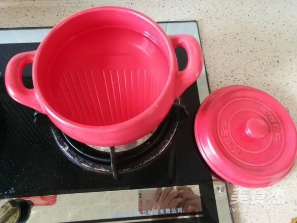 砂锅莲藕红薯粉怎么煮