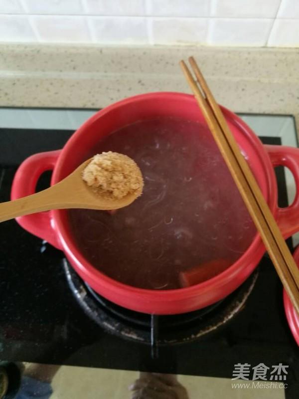 砂锅莲藕红薯粉怎么煸