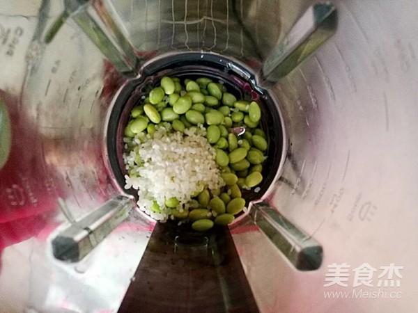 新鲜黄豆豆浆的简单做法