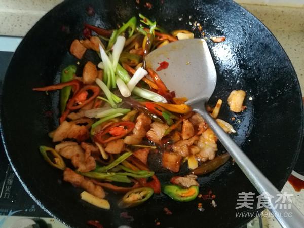 青椒回锅肉怎样做