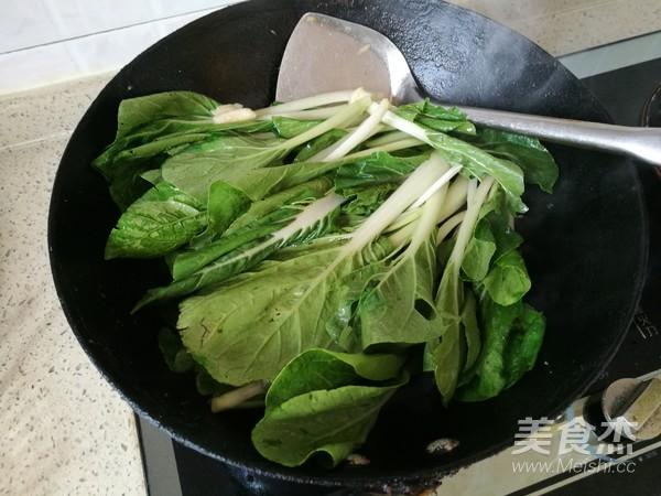 蒜蓉小白菜的简单做法