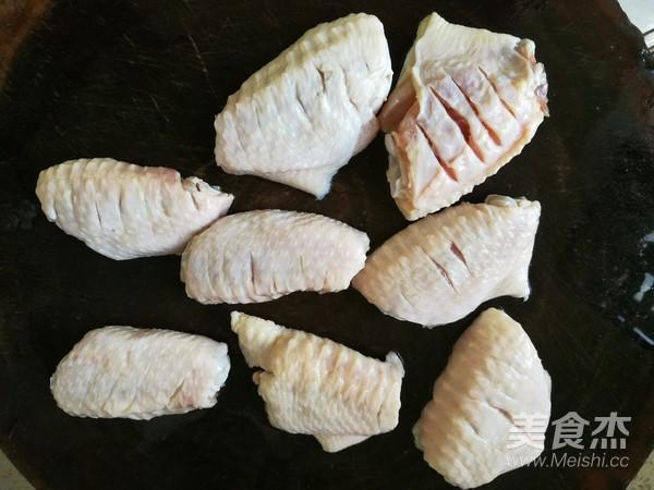 麻辣香锅鸡翅煲的家常做法