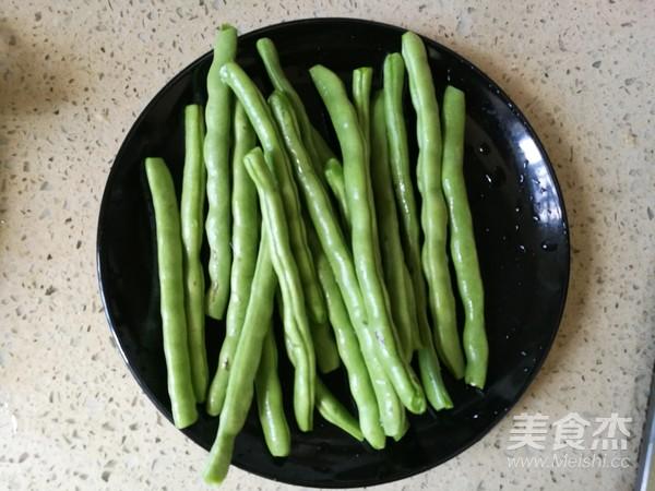 椒盐四季豆的做法大全