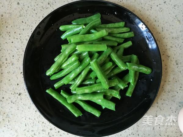 椒盐四季豆的简单做法