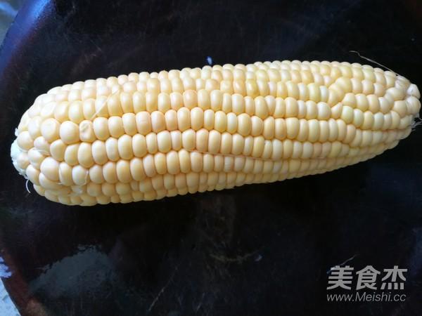 玉米淮山排骨海味汤的做法图解