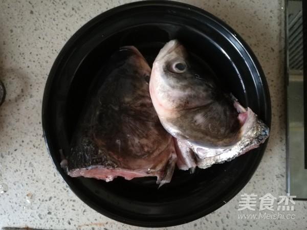 蒸剁椒鱼头的简单做法