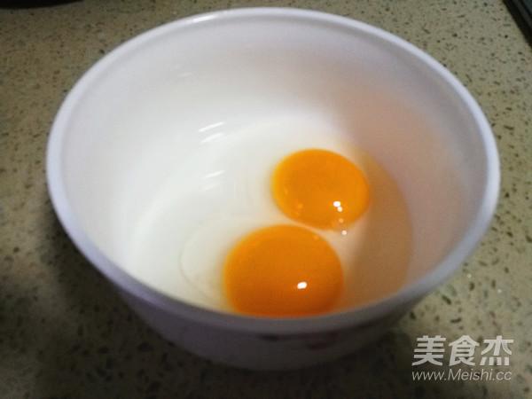 牛奶鸭蛋羹的做法图解
