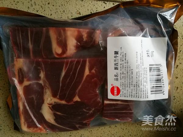 香辣白萝卜炖牛肉的做法大全