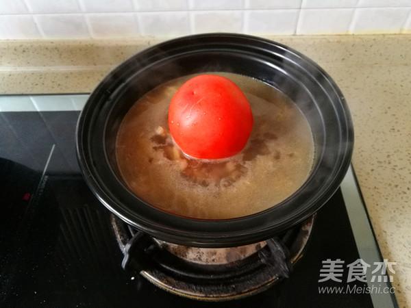 淮山西红柿牛肉煲怎么煮