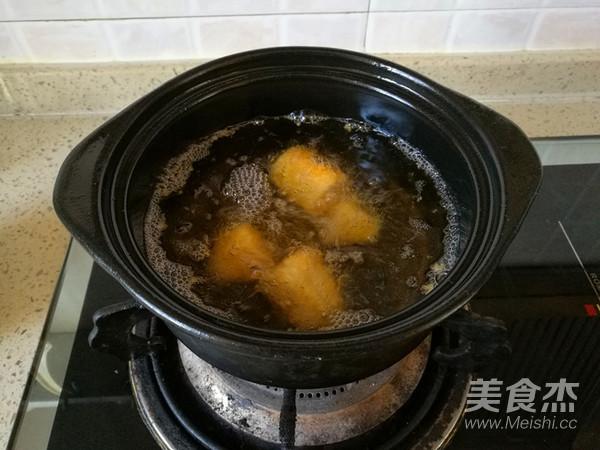 椰蓉香蕉球怎么煮