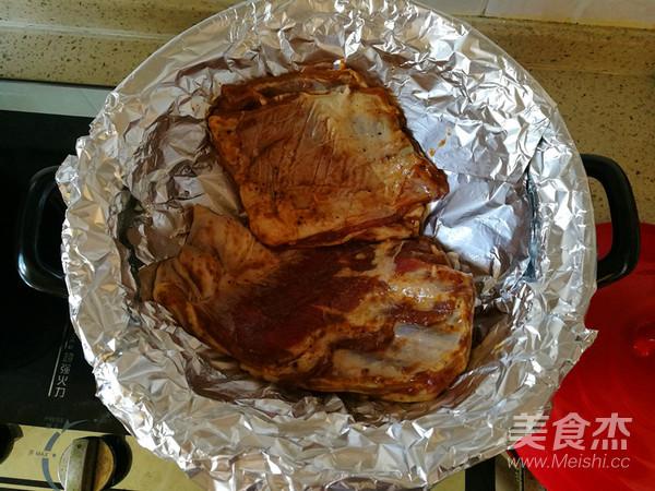 砂锅烤羊排怎么吃