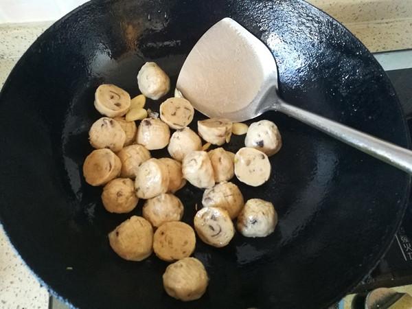 咖喱香菇丸子淮山胡萝卜煲怎么吃
