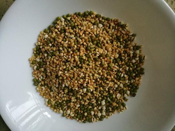 破壁机版式绿豆杂粮糊的做法大全