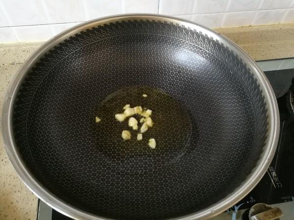 蒜蓉炒丝瓜的做法图解