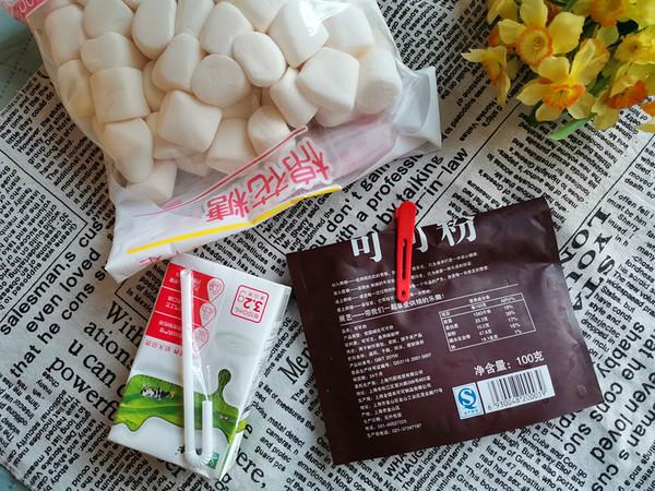 棉花糖热可可饮的做法大全