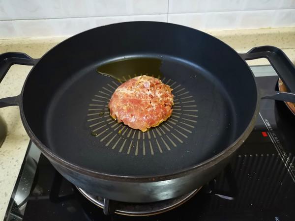 胡萝卜洋葱牛肉辣酱炒饭的做法图解