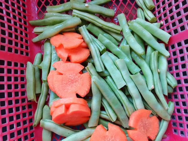 不一样的干煸四季豆的做法大全