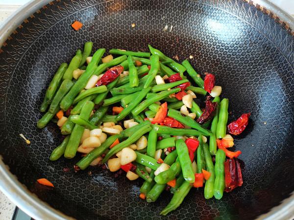 不一样的干煸四季豆怎么做