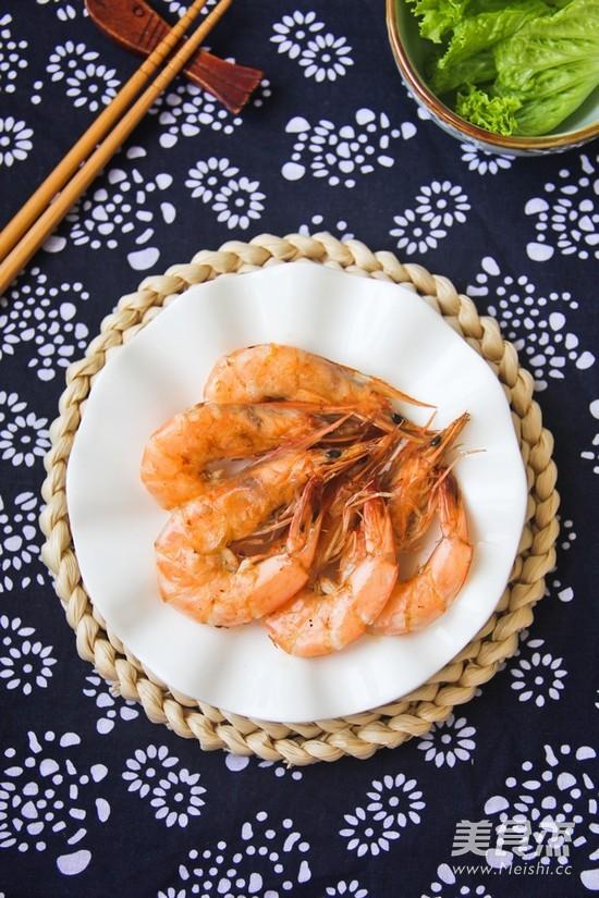 香烤对虾怎么煮
