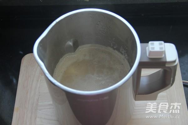 核桃燕麦豆浆怎么吃