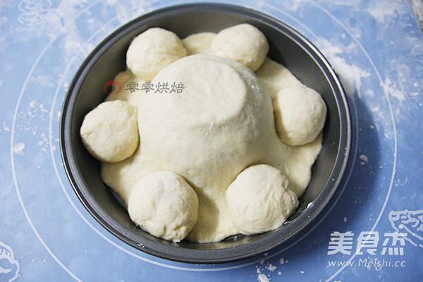 牛奶花朵面包怎么炒