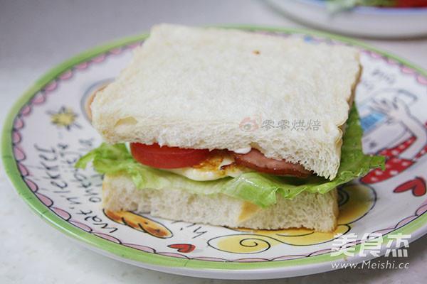 三明治怎么炒