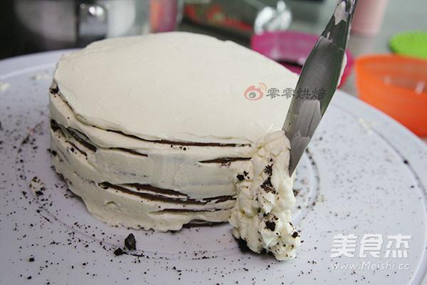 奥利奥可可千层蛋糕怎样煮