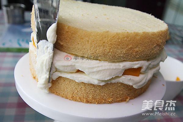 双重口味裱花蛋糕怎样煮
