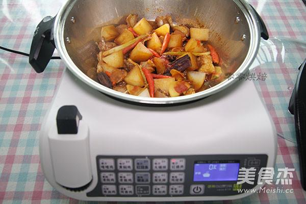 红烧羊肉萝卜怎么做