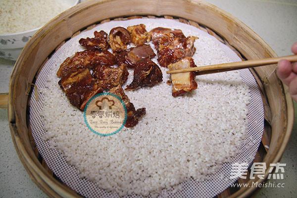 排骨糯米饭怎样做