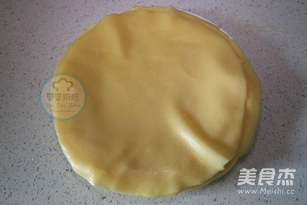 榴莲千层蛋糕可丽饼蛋糕怎样炒