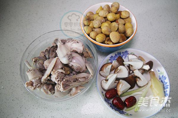 苏泊尔·板栗炖鸡汤的家常做法