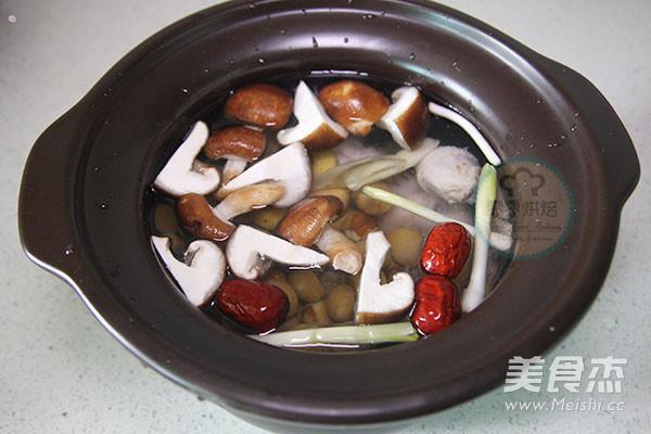 苏泊尔·板栗炖鸡汤怎么吃